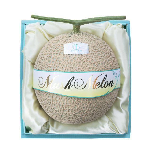 マスクメロン(化粧箱)1個入(約1.25kg)