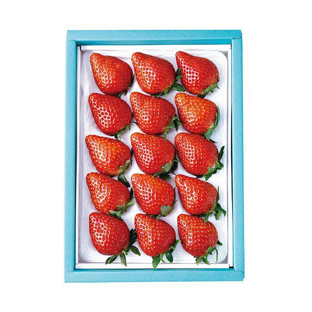 苺とちおとめ 12~15個入